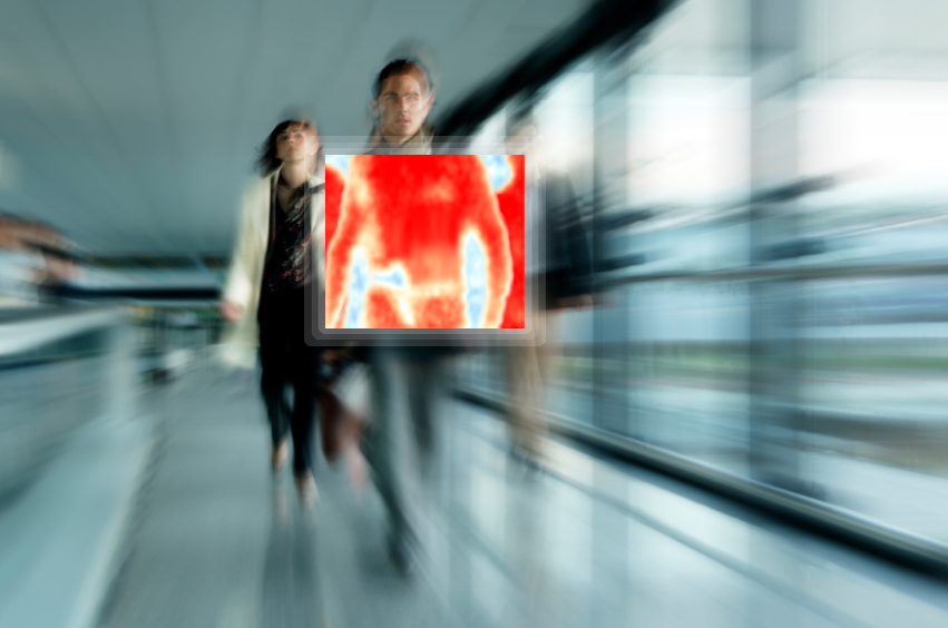 New Generation Security Body Scanner Unveiled By