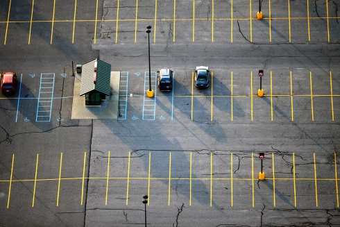 Get A Car With Bad Credit >> No such thing as free parking: Nationwide study demonstrates high environmental cost