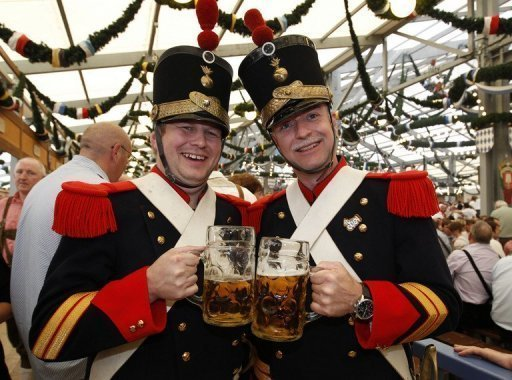 Germany's giant beer party deploys stench-eating bacteria