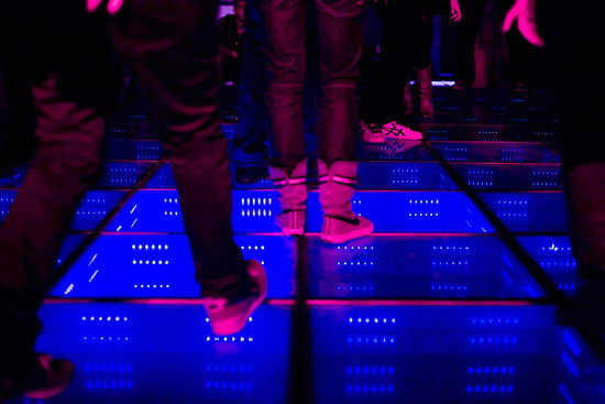 Pavement Power May Light Up French City W Video