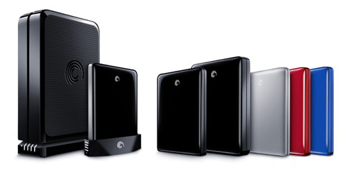Seagate Introduces Flexible External Hard Drives