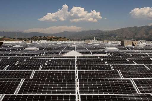 Solar Power Could Provide 10 Of Us Energy Report
