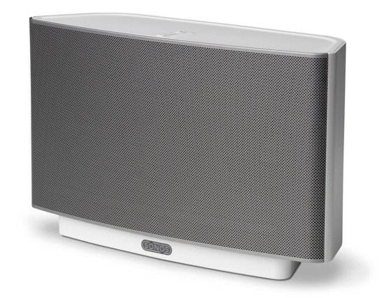 gadgets sonos s5 makes your music wireless. Black Bedroom Furniture Sets. Home Design Ideas