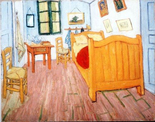 Blog follows restoration of Van Gogh artwork