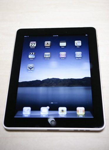 US Walmart stores start selling iPads on Friday