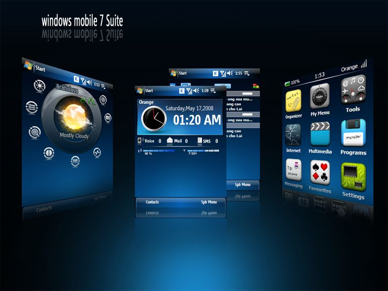 windows mobile phone apps