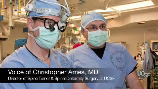 Complex spinal surgeries with two attending physicians, instead of